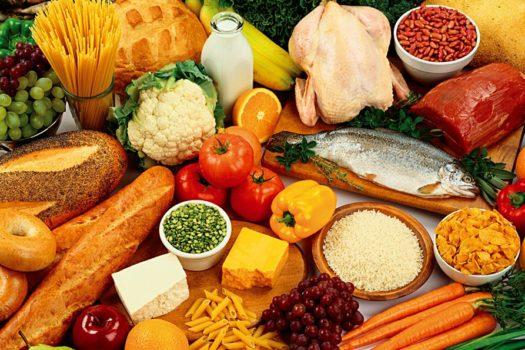 Поговорим о правильном питании