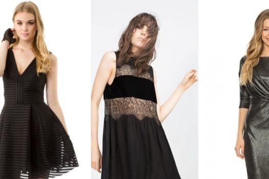 Найти платье в последний момент: несколько советов и новое видео
