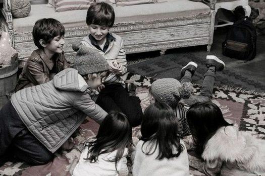 Детские коллекции Massimo Dutti