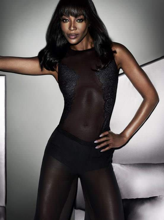 IAMNAOMICAMPBELL by Yamamay, Magnificent