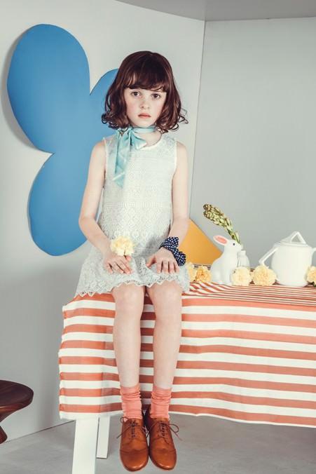 Детская  пасхальная коллекция Mango