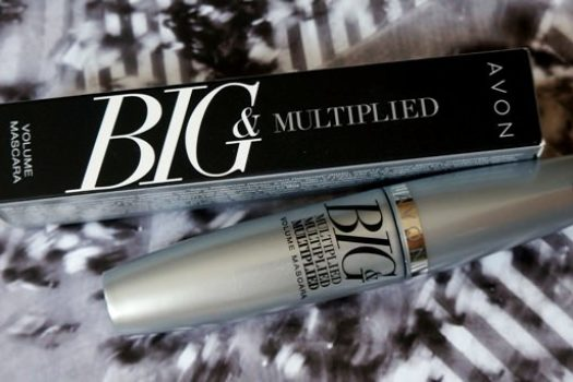 Тушь для ресниц Avon BIG&Multiplied Volume Mascara «Объем.Разделение»