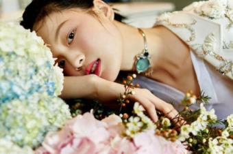 Кукольная жизнь — фотосессия в Self Magazine China