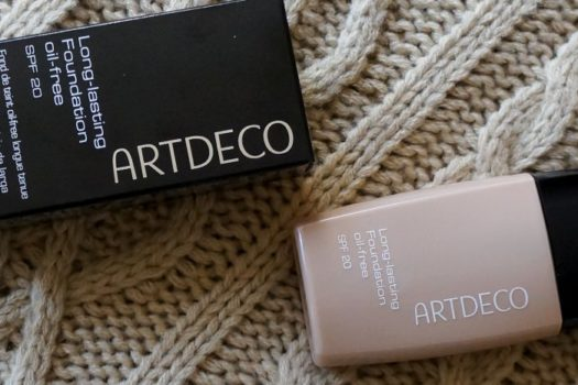 Тональный крем Artdeco long-lasting foundation oil-free