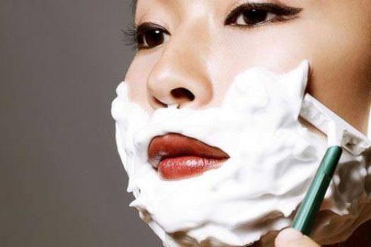 Брить или не брить? – новый вопрос в уходе за кожей лица