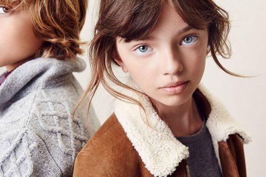 Готовимся к осени: детский лукбук Massimo Dutti