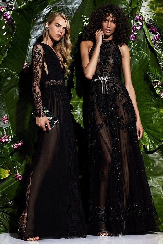 Zuhair Murad Resort 2017