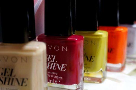 Обновленная линейка лаков для ногтей Gel Shine от Avon