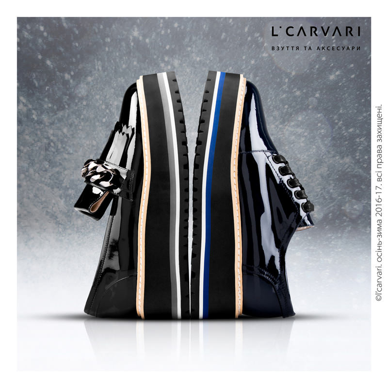 L.Carvari  лукбук коллекции осень-зима 2016\17