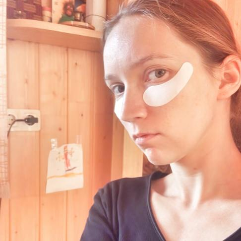 Гидрогелевые патчи под глаза Revitalization Hydrogel Eye Patch от Labottach