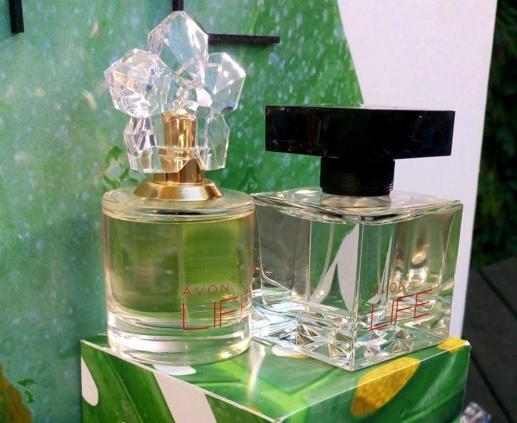 Avon и Кензо Такада: ароматы Avon Life