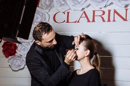 Секреты идеального макияжа от международного визажиста Clarins Симона Коломбо
