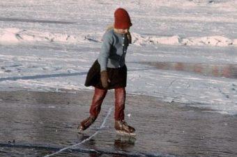 Борьба с холодом: как изменилась наша жизнь и наша одежда