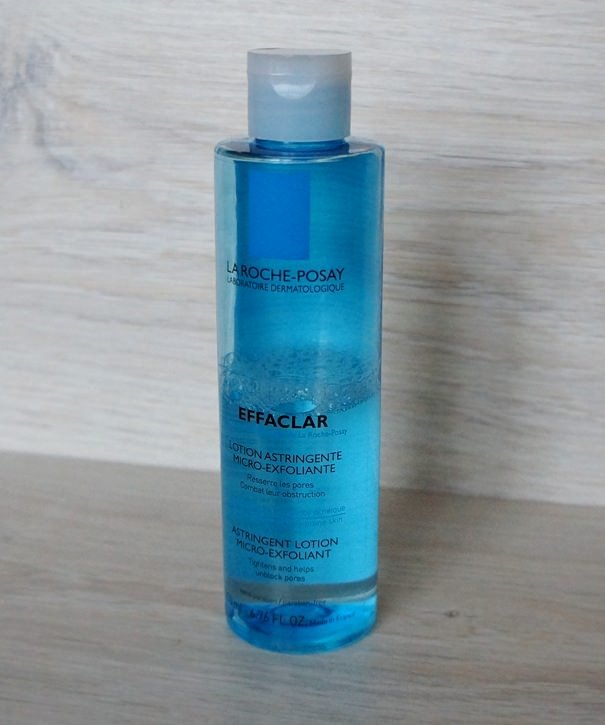 La Roche-Posay серия для проблемной кожи Effaclar