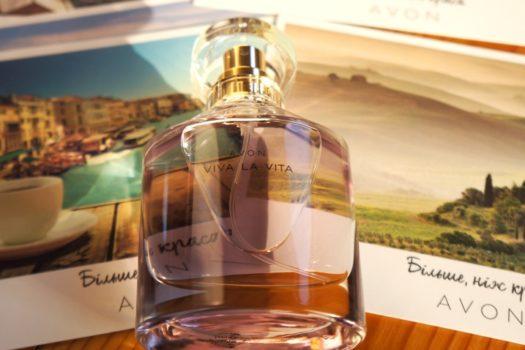 Новый аромат от Avon — Viva la Vita
