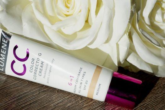 Сolor Correcting Cream от  Lumene – мое идеальное покрытие