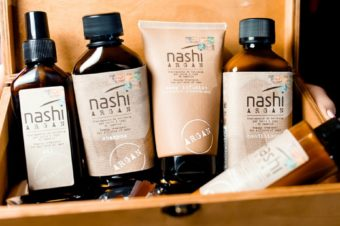 NASHI ARGAN – новый для Украины бренд по уходу за волосами