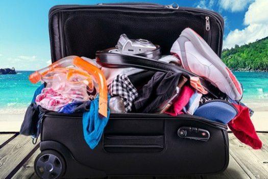 Собираем чемодан: удобные системы хранения и упаковки