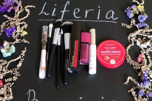Обзор коробочки Liferia & Bourjois