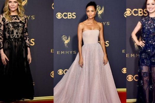 Emmy Awards 2017 — обсуждаем наряды