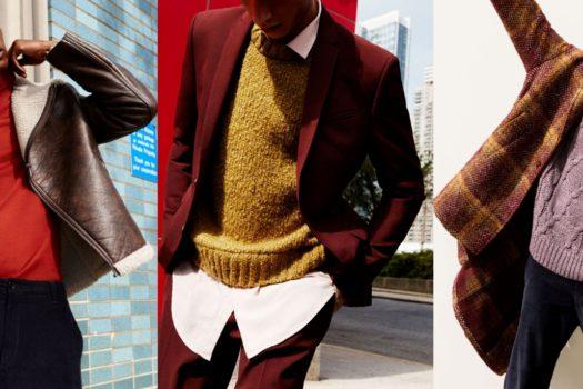 Подсмотреть в мужском отделе: lookbook от Zara