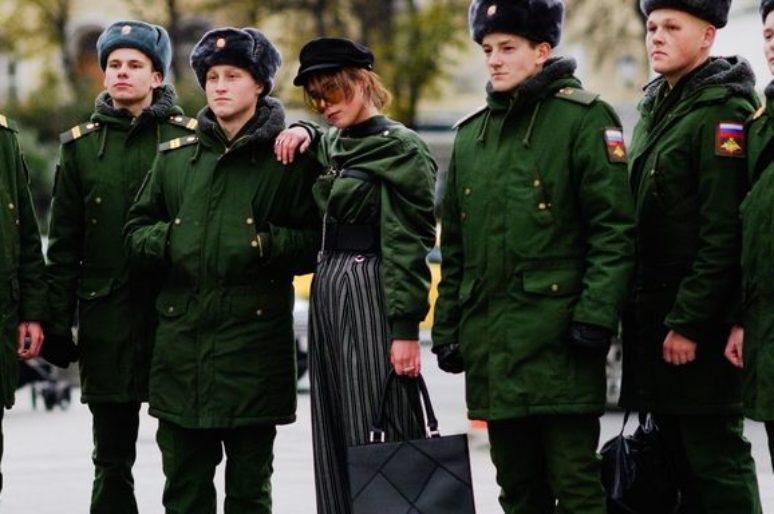 StreetStyle Fashion Week Russia