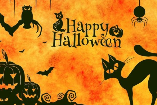 Забавные платья на Halloween