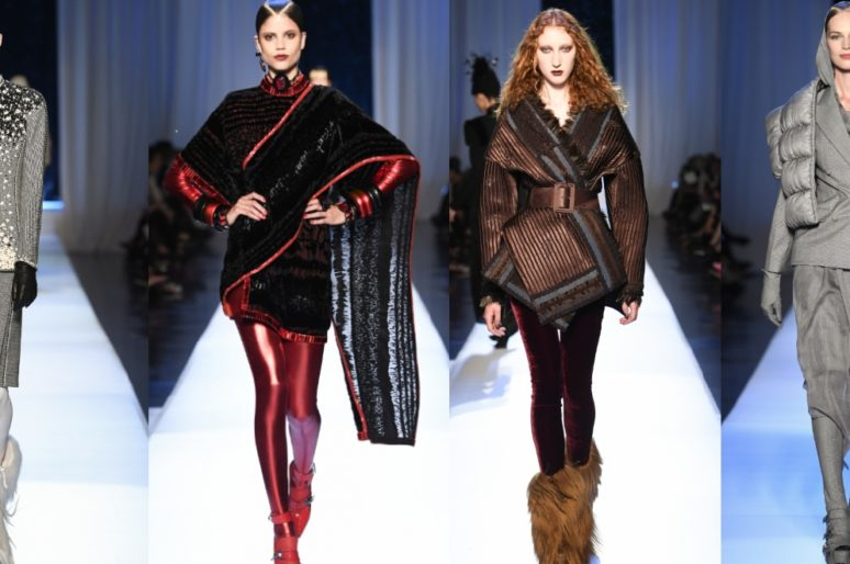 Jean Paul Gaultier — осень 2017 Couture