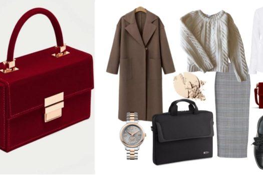 Вещь дня: вельветовая сумка Zara