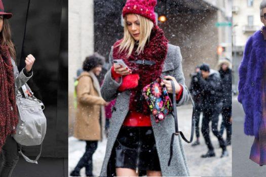 Стритстайл: идеи для холодной погоды