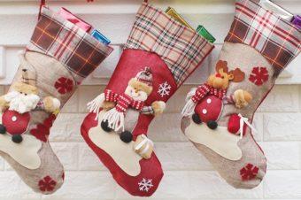 Где оставит подарок Дед Мороз?