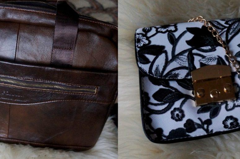 Новогодние покупки: сумки из магазинов Zaful и Dresslily