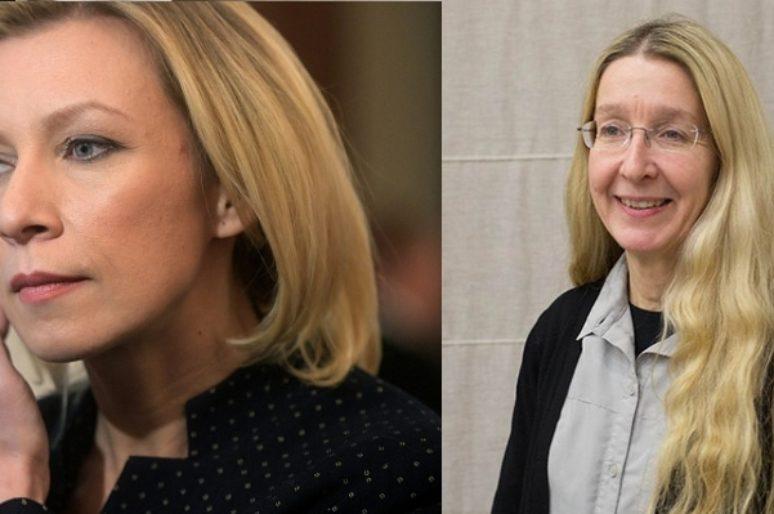 Мария Захарова и Ульяна Супрун — трансформация образа женщины-политика