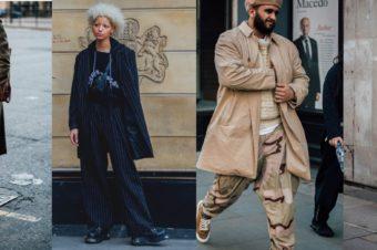 London Fashion Week Men – стритстайл