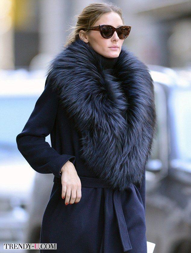 Воротник зимнего пальто своими руками 153