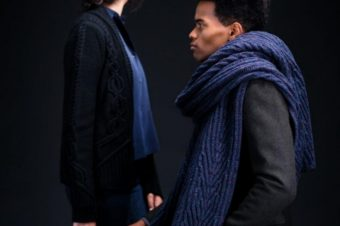 Brooklyn Tweed — стильный трикотаж