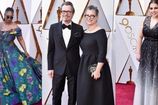 Oscar 2018 и вечеринка Vanity Fair — платья plus-size
