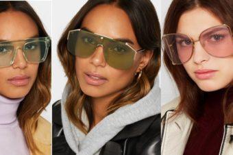 Солнцезащитные очки: тренды весны-лета 2018
