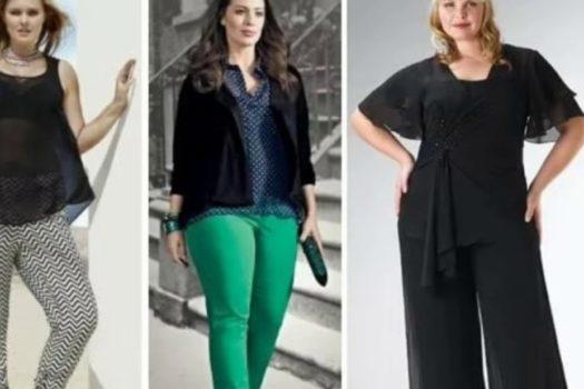 Как подобрать брюки для выступающего живота