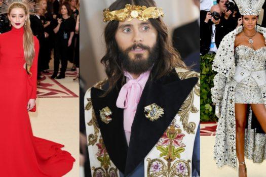 Божественные тела: мода и католическое воображение — Met Gala 2018