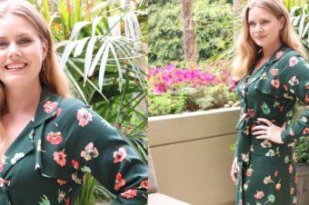 Эми Адамс и опасности цветочного принта