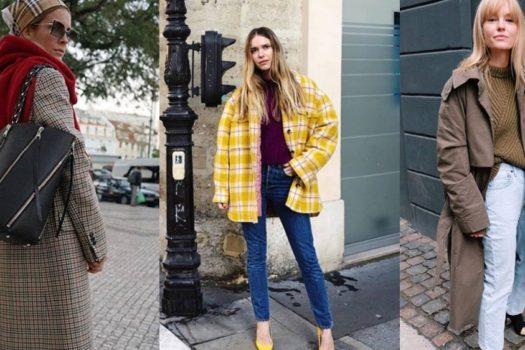 Пальто для осени:  пять идей