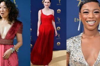 Emmy Awards 2018: платья, часть вторая