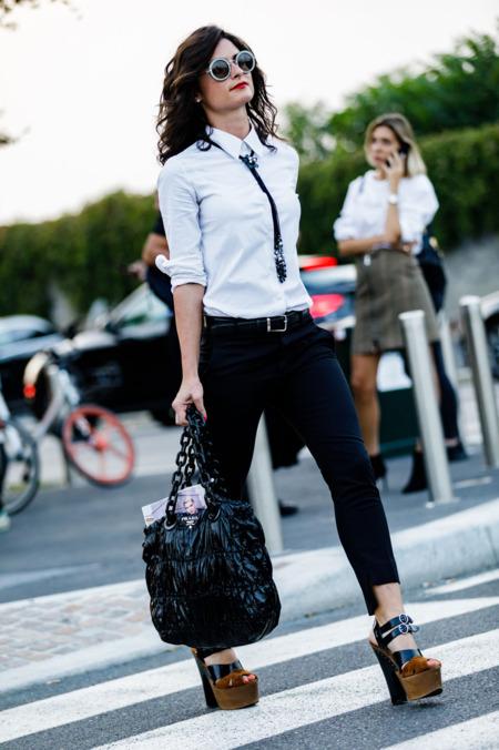 стритстайл неделя моды милан