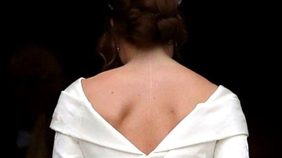 Свадебное платье принцессы Евгении