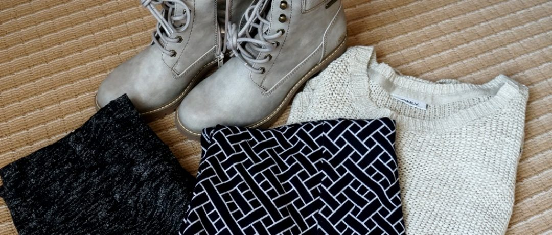 Будни блогера: мой осенний бюджетный шоппинг
