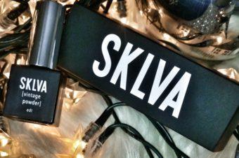 Аромат  Vintage powder от SKLVA