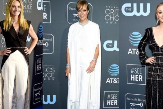 Critics' Choice Awards 2019 — обсуждаем платья