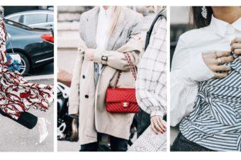 Вектор скромности современной моды