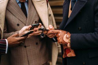Герои стритстайла: отчеты с недель мужской моды